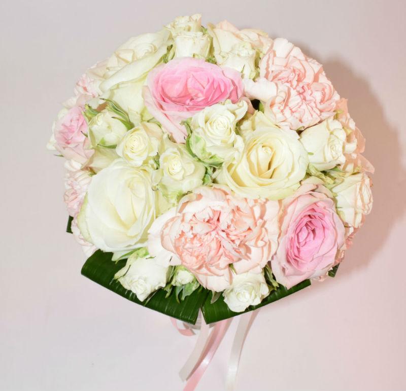 Bouquet Florale Mariee Mariage